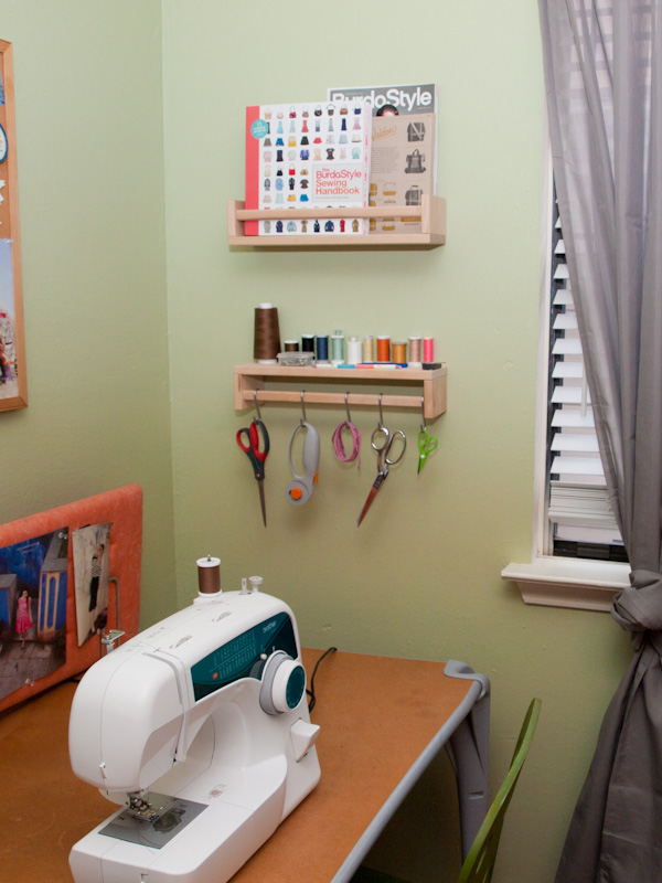 Quick And Easy Sewing Organization Design By Lindsay