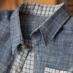 Double Cloth Chambray