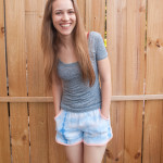 Shibori Prefontaine Shorts