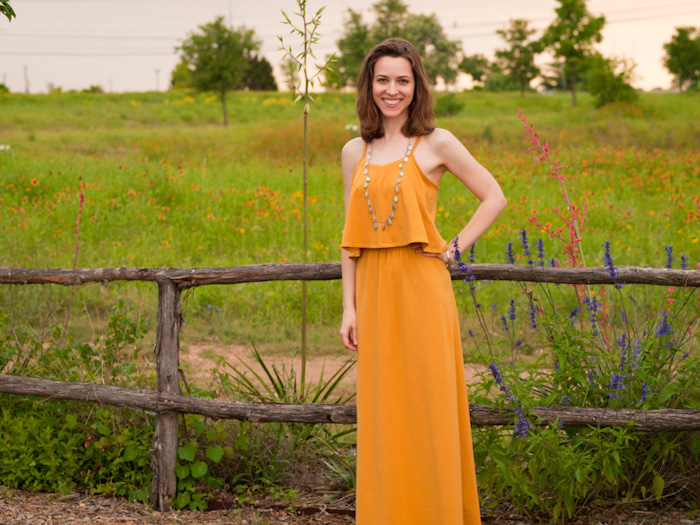 Delphi Maxi Dress
