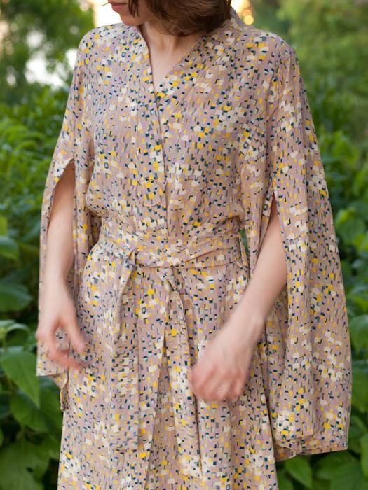 Asaka Kimono