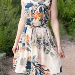 Tropical Xerea Dress