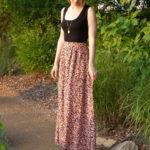 Lauha Vent Skirt