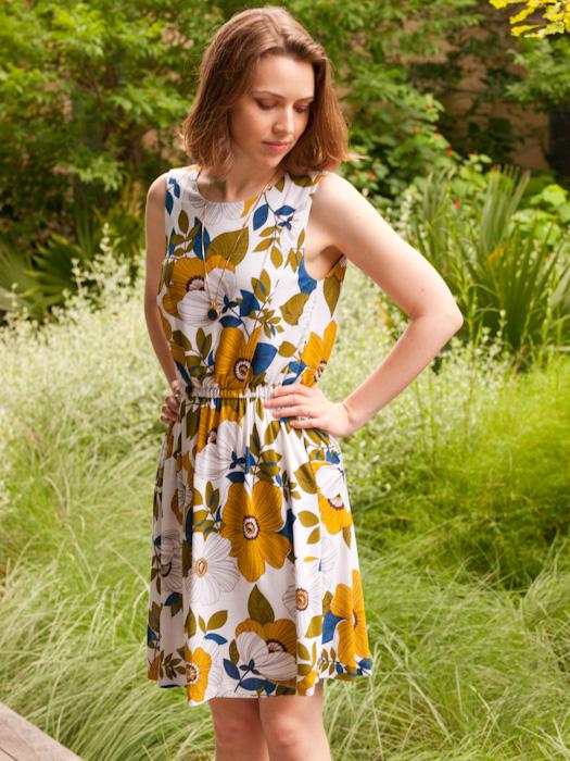 Floral Leini Dress