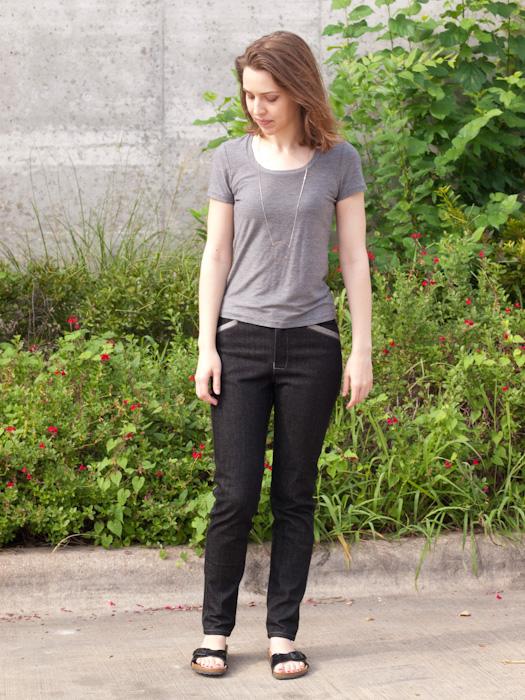 Safran Jeans