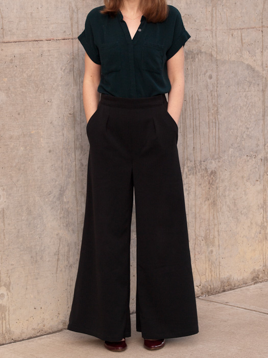 Flint Wide Leg Pants